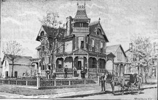 The Bailey Mansion, 1504 N. 19th St., North Omaha, Nebraska