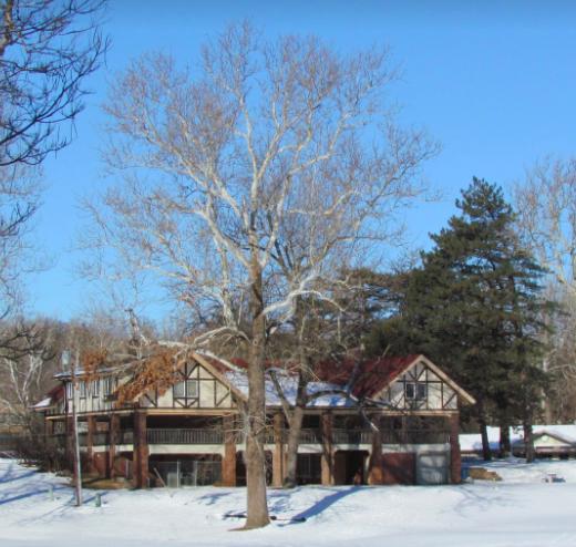 Miller Park Pavilion, North Omaha, Nebraska