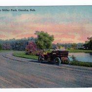 """Motoring in Miller Park, Omaha, Neb."""