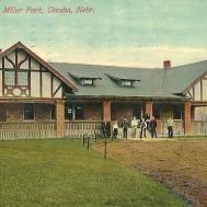 Pavillion, Miller Park, Omaha, Nebr.