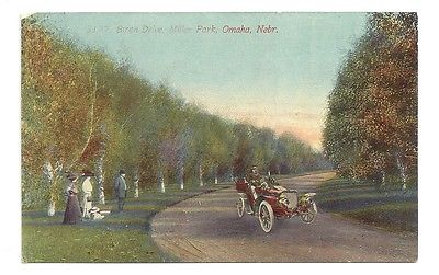 Miller Park, North Omaha, Nebraska