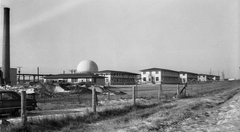 North Omaha Radar Station, North Omaha, Nebraska