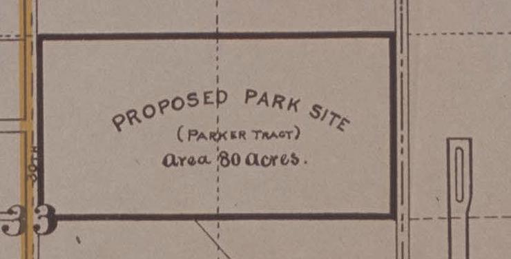 Parker Tract, North Omaha, Nebraska