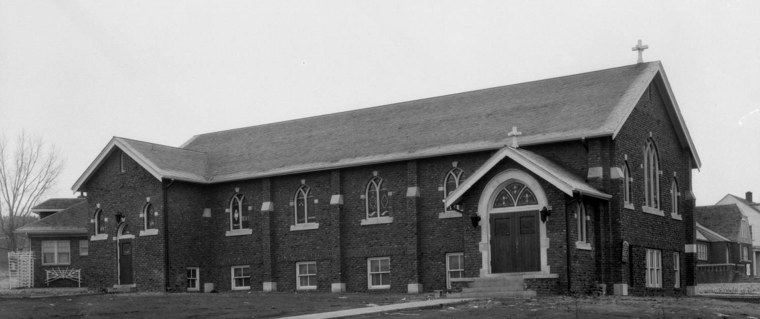 Episcopal Church of the Resurrection, North 30th and Belvedere Boulevard.