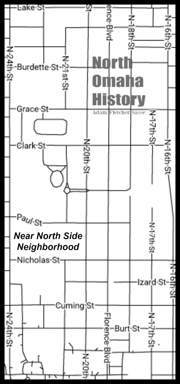 Near North Side, North Omaha, Nebraska