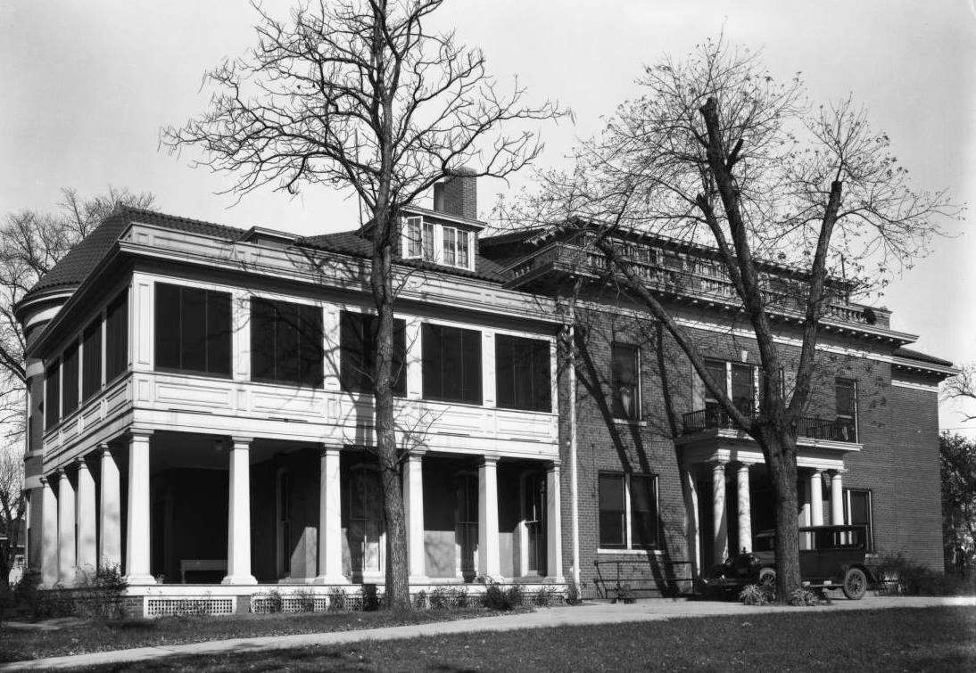 German Old Folks Home, 1702 Grace Street, North Omaha, Nebraska