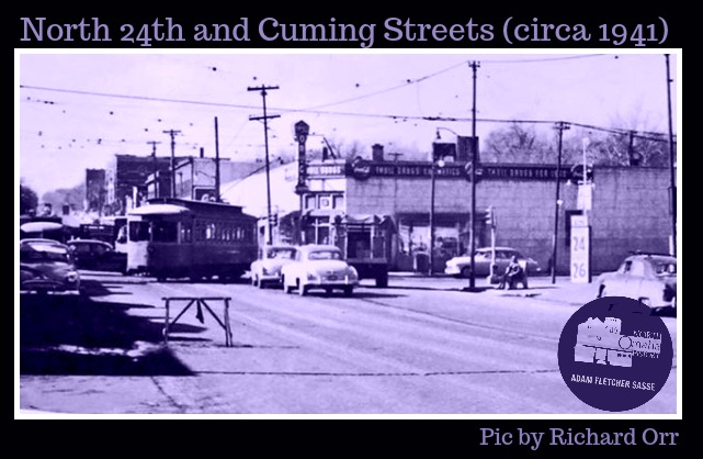 24th and Cuming 1941