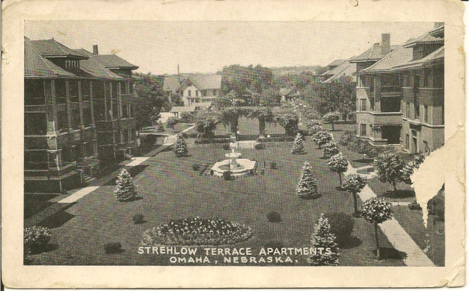 Strehlow Terrace, 2024 North 16th Street, North Omaha, Nebraska