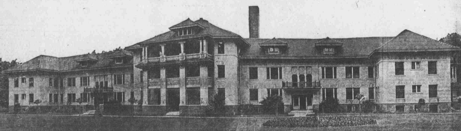 The Roland in 1915, North Omaha, Nebraska