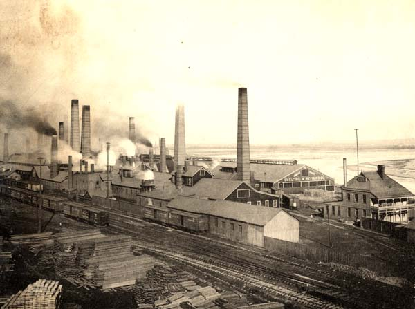 ASARCO, Downtown Omaha, Nebraska