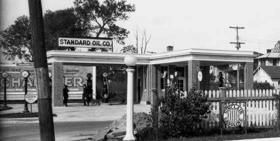 Standard Oil Company, North 30th and Cuming Street, North Omaha, Nebraska