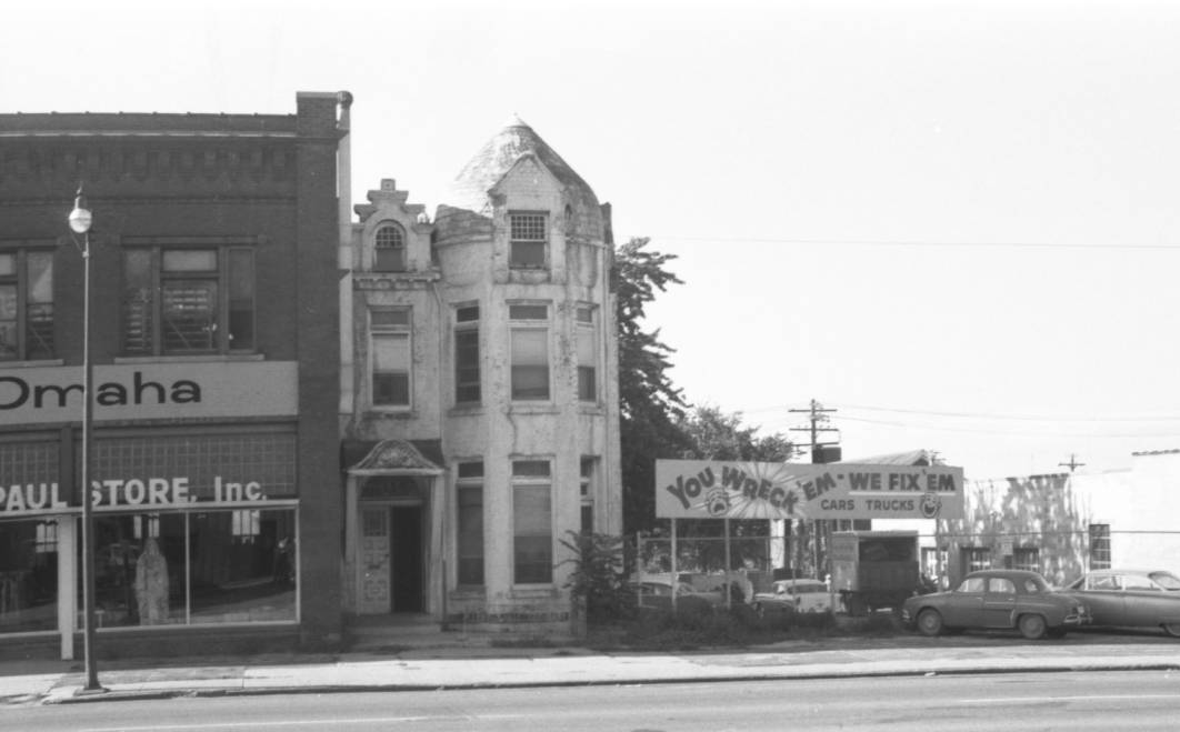 Dr. J. C. Davis, 2114 Cuming Street, North Omaha, Nebraska