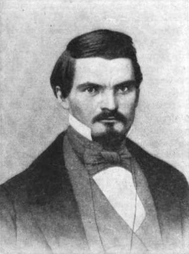 Thomas Cuming (1828-1858), North Omaha, Nebraska