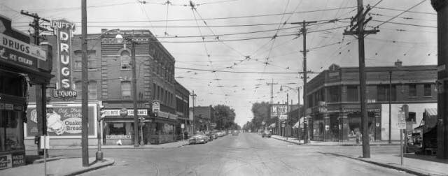 24th and Lake Streets, North Omaha, Nebraska