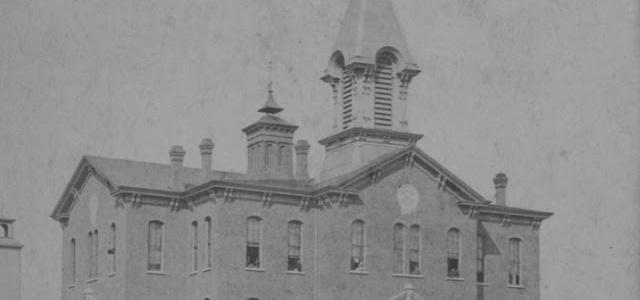 North Omaha School, N. 19th and Izard St., Omaha, Nebraska