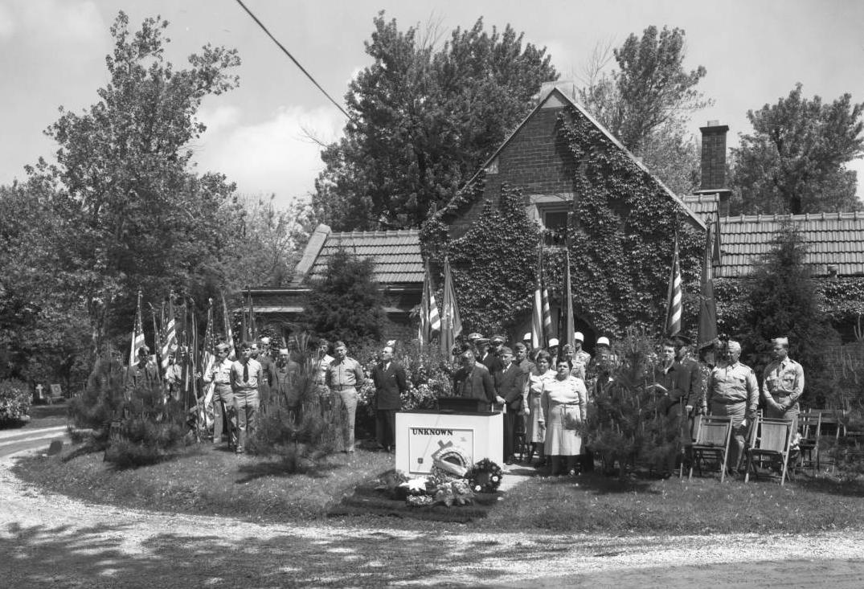 Prospect Hill Cemetery, North 33rd and Parker Streets, North Omaha, Nebraska