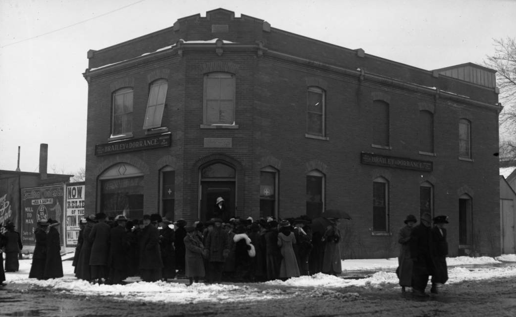 Brailey & Dorrance Funeral Home, 1823 Cuming Street, North OMaha, Nebraska