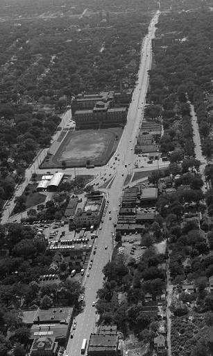 Cuming Street in North Omaha, Nebraska