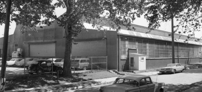 Tidy House Factory, 1400 Evans Street, North Omaha, Nebraska