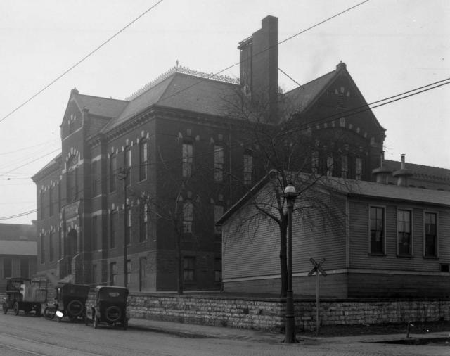 Commercial High School, Omaha, Nebraska