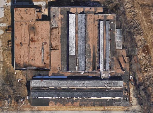 Former Tiny House Factory, 1464 N. 16th St., North Omaha, Nebraska