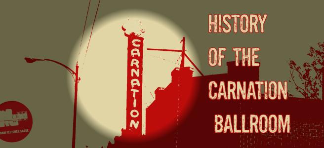 History of the Carnation Ballroom, Adam Fletcher Sasse, NorthOmahaHistory.com