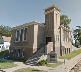 Cleves Temple C.M.E. Church in the Long School neighborhood.