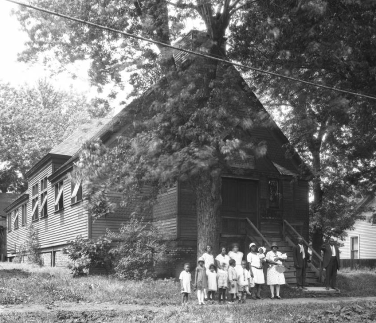 The People's Church at 1708 North 26th Street.