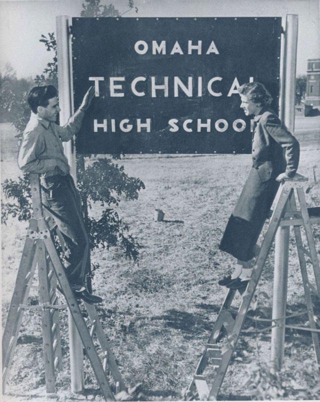Tech High School North Omaha Nebraska