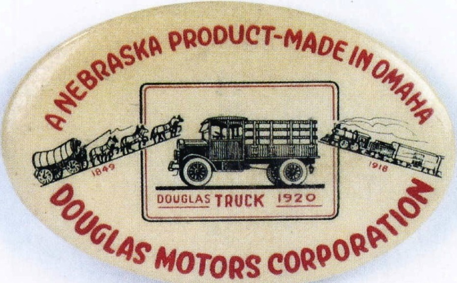 Douglas Motors Corporation, N. 30th and Taylor Streets, North Omaha Nebraska