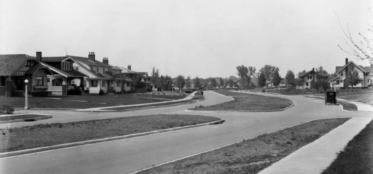 Minne Lusa Boulevard, North Omaha, Nebraska
