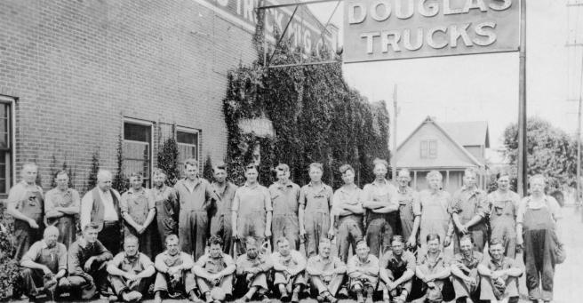 Douglas Trucks, 4025 North 30th Street, North Omaha, Nebraska