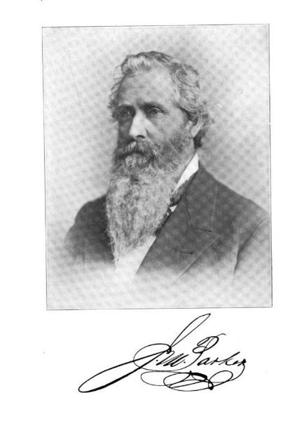 James Monroe Parker (1824-1902), North Omaha, Nebraska
