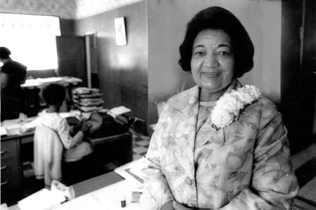 Mildred Brown, North Omaha, Nebraska