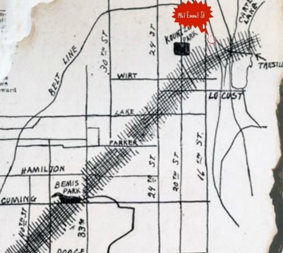 1467 Emmet Street, North Omaha, Nebraska