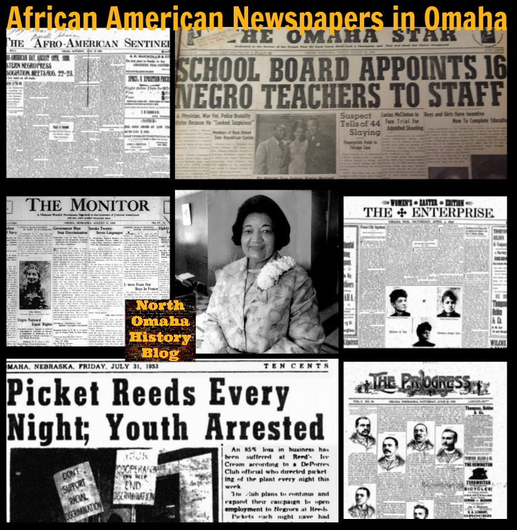 African American owned newspapers in Omaha, Nebraska
