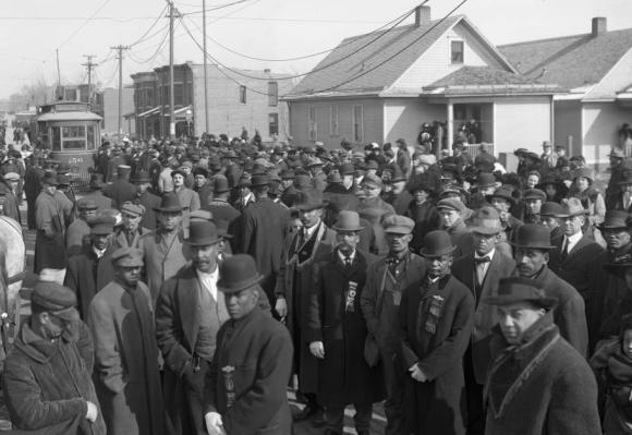 1913 Easter Sunday tornado integration picture