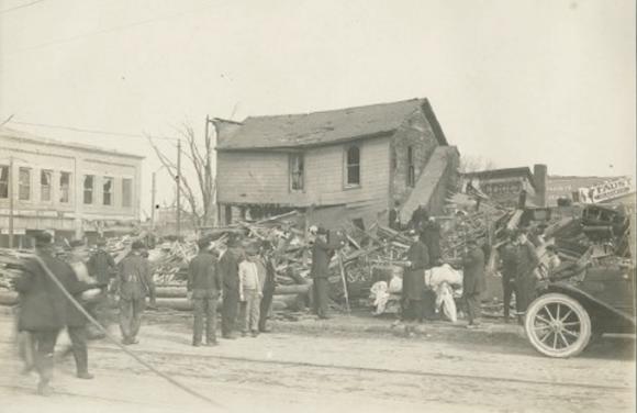 1913 Easter Sunday tornado