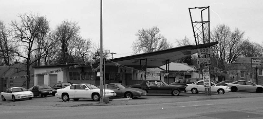 A Short History of Gas Stations in North Omaha