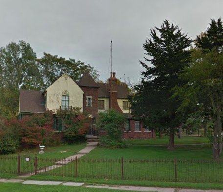 Harry B. Neef House, 2884 Iowa Street, North Omaha, Nebraska