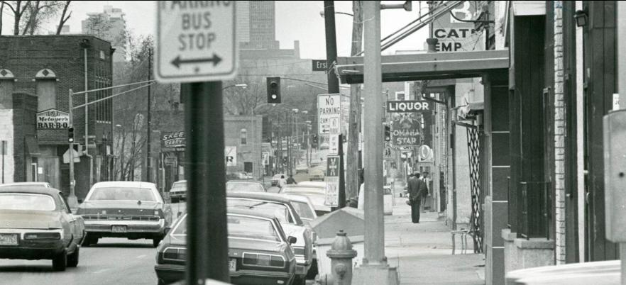 24th and Lake Streets, North Omaha, Nebraska