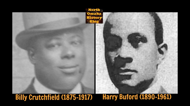 Billy Crutchfield and Harry Buford North Omaha Nebraska
