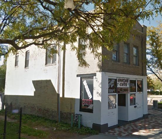 Jones and Chiles Building, 2314 North 24th Street, North Omaha, Nebraska