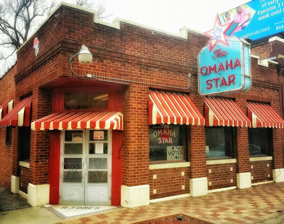 Omaha Star Building, 2216 North 24th Street, North Omaha, Nebraska