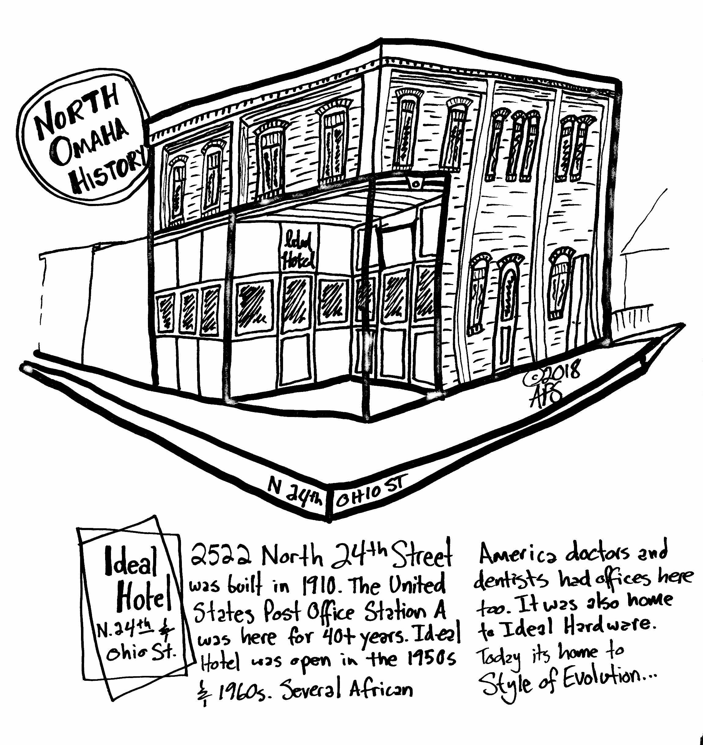 A History Of The 24th And Lake Historic District In North