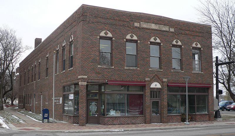Jewel Building, 2221 N. 24th St. North Omaha, Nebraska