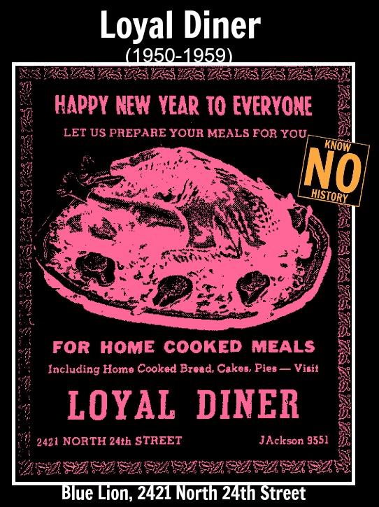 Loyal Diner, 2421 N. 24th Street, North Omaha, Nebraska