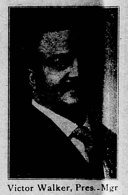 Victor Walker (1864-c1924)