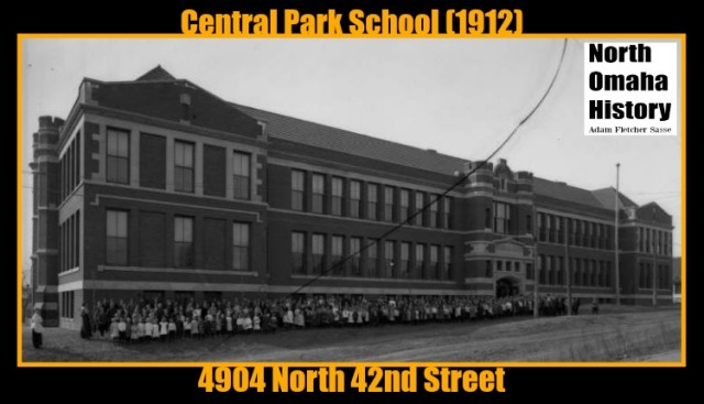 Central Park School, 4904 N. 42nd St, North Omaha, Nebraska