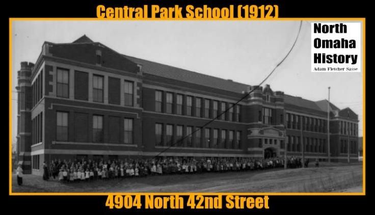 Central Park School, 4904 N. 42nd St, North Omaha, Nebraska